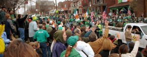 Saint Patrick&#8217;s Day Parade 2013 in Dogtown