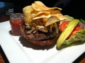 Baileys Range Irish Burger