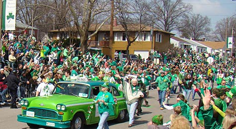 Dogtown Parade – St. Patricks Day