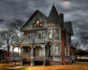 haunted houses in St. Charles MO
