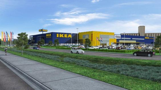 St. Louis Ikea Has Enormous Solar Energy System