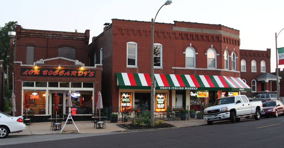 The Hill – St. Louis' Italian Neighborhood