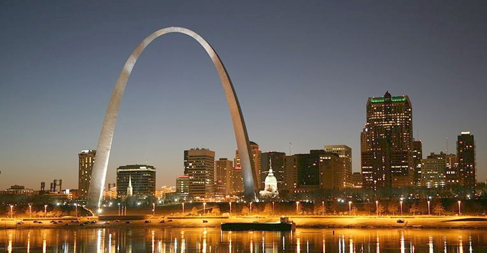 Living in St. Louis