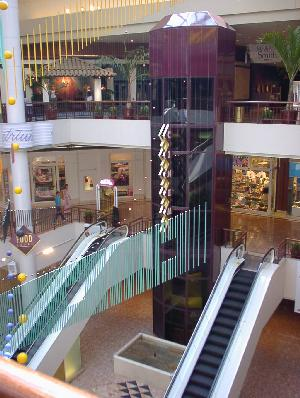 The Galleria is The Premiere Shopping Mall in St. Louis