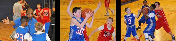 D1 Basketball Stl