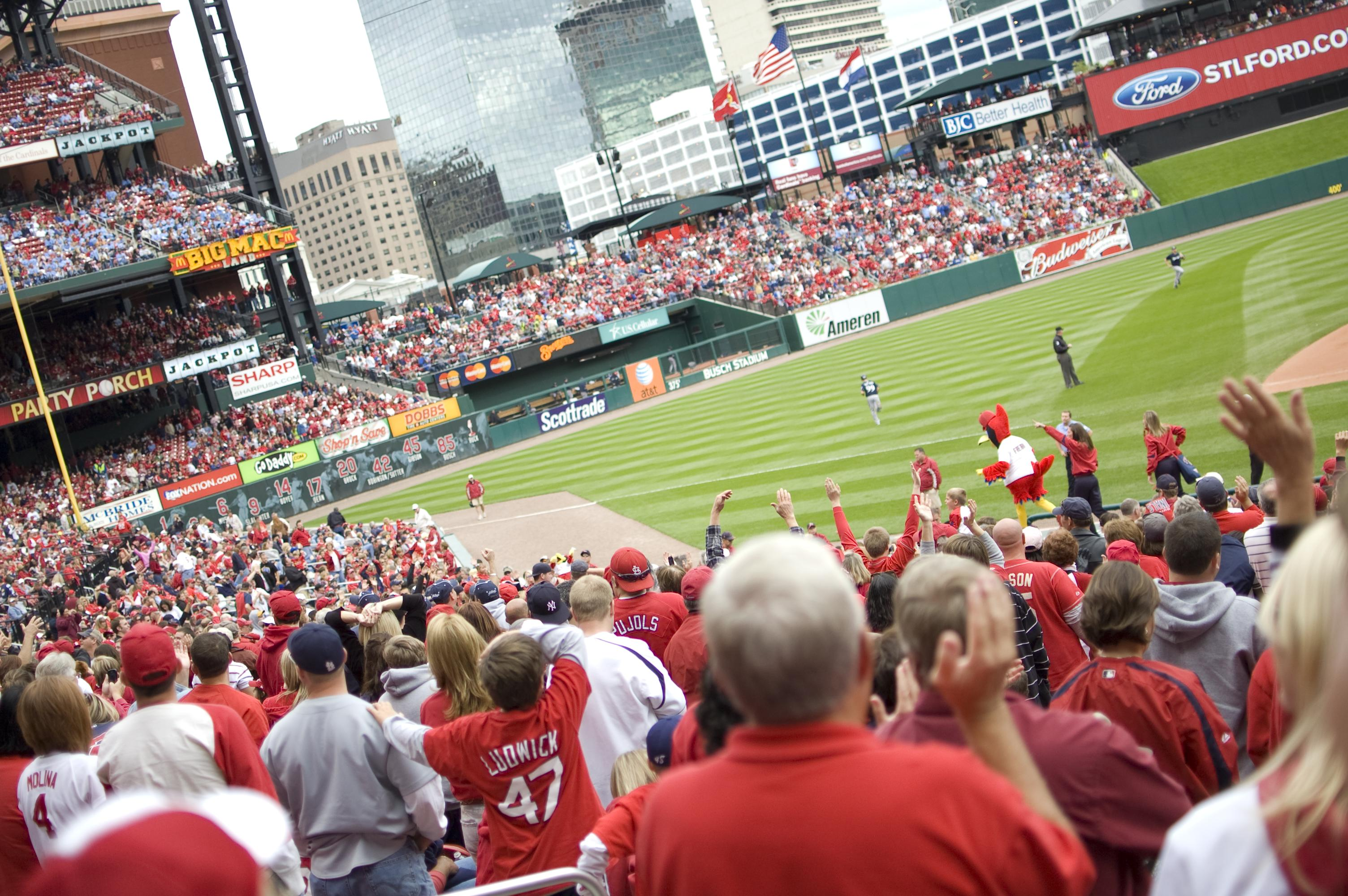 St. Louis Cardinal Fans Are #1 in Nation
