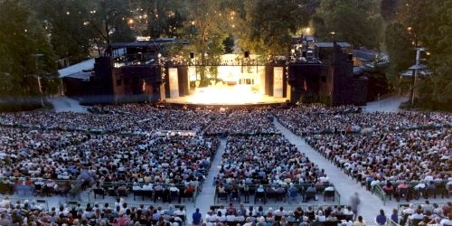 The Muny Summer 2015 Line Up