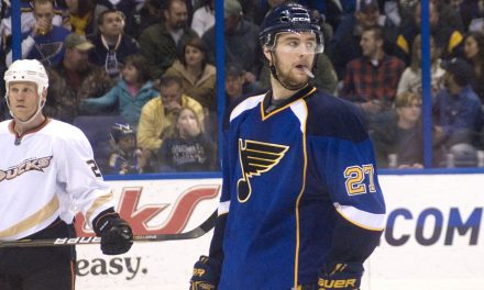 Pietrangelo to lead as Blues Captain