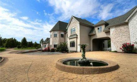 Breathtaking Mansion For Sale in O'Fallon, MO