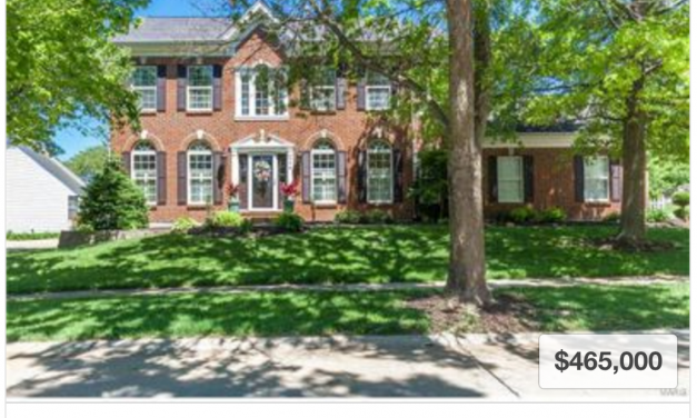 248 Woodcliffe Place, Chesterfield, MO