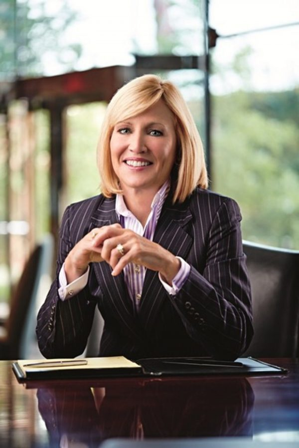 Enterprise Holdings CEO Pam Nicholson