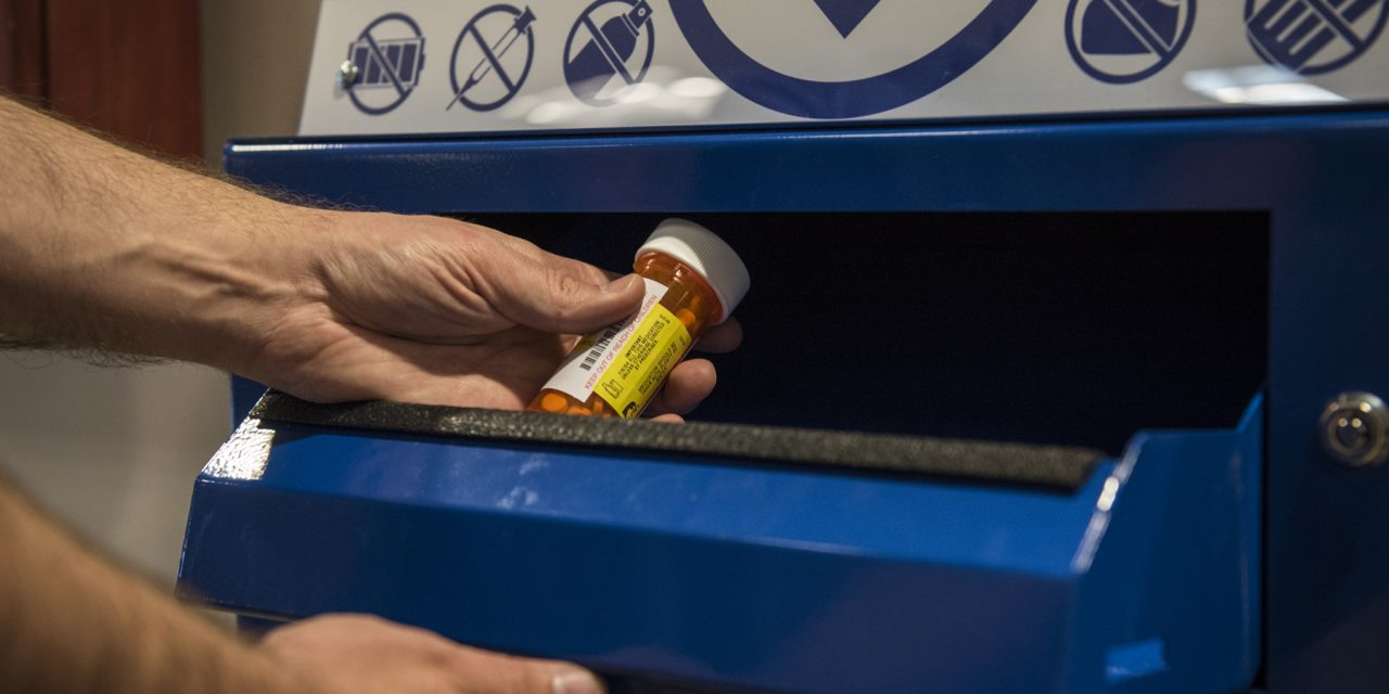 Governor Parson Joins Walgreens to Launch Safe Medication Disposal Kiosks in Missouri