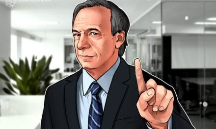 Ray Dalio Calls for Investment Diversification, But Not in Bitcoin
