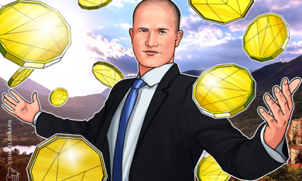 Coinbase CEO Brian Armstrong Says 20s Will See an Anoncoin Go Mainstream