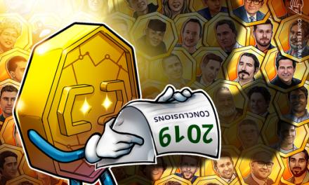 Experts Share: What Are the Main Crypto Conclusions of 2019