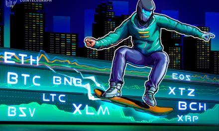 Price Analysis Jan 01: BTC, ETH, XRP, BCH, LTC, EOS, BNB, BSV, XTZ, XLM