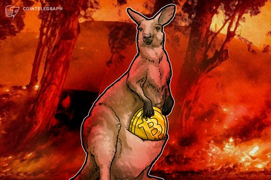 As Australia Burns, Cointelegraph and Oxygen Seven Raise Relief Funds