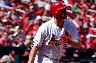 Cardinals re-sign Matt Wieters on one-year deal,