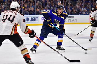 Schenn: Blues 'truly are built as a real team',