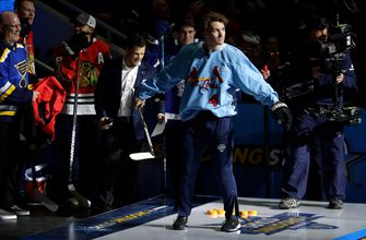 All-Star weekend in St. Louis serves as glorified homecoming for Tkachuks,