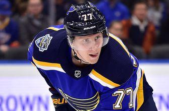Niko Mikkola: Robert Bortuzzo 'helped me a lot' in NHL debut,