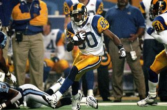 St. Louis Rams legend Isaac Bruce elected to NFL Hall of Fame,