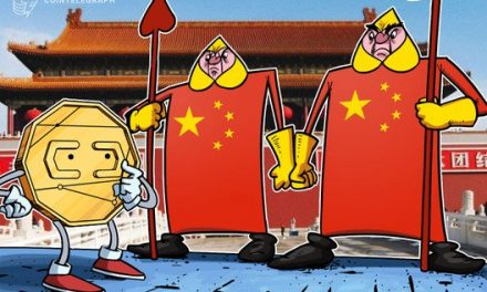 Chinese Communist Party Exec Wants State Monopoly on Digital Currency