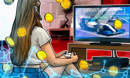 Formula 1 Open Tokenized Crate Sale on Ethereum Blockchain