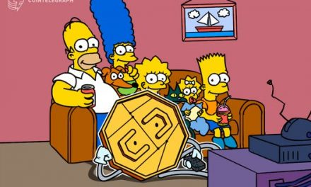 Crypto Appears on Simpsons Where Jim Parsons Explains It's 'Cash of the Future'