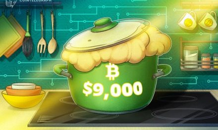 Bitcoin Hash Rate Passes Record 150 Quintillion as Price Reclaims $9K