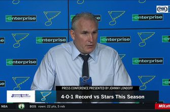 Berube: 'Our team knows how to win',