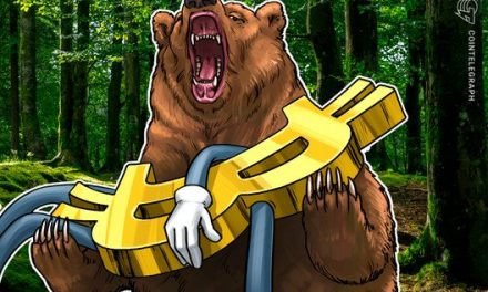 Bears Attack Bitcoin at the Daily Close as BTC Price Slips Below $6,666