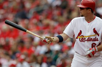 Ex-Cards 1B Mark Hamilton finishing med school just in time to fight virus in NY,