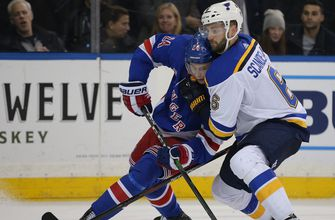 Blues, Scandella agree to four-year, $13.1 million contract extension,