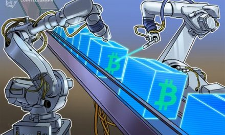 Final Block Mined Before Halving Contained Reminder of BTC's Origins