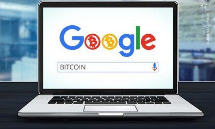 Bitcoin Google Interest Mimics $10K Price Run as 'Halving Hype' Fades