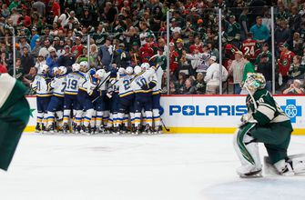 2017 Blues-Wild series to air on FOX Sports Midwest,