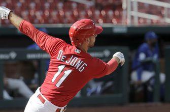 DeJong goes deep as Cardinals defeat Royals 6-3 in lone summer exhibition,