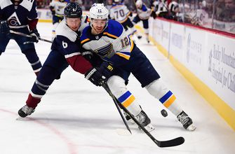 FOX Sports Midwest to televise Blues round-robin games and exhibition,