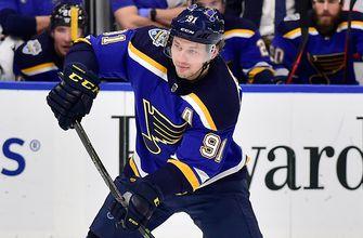 Blues activate Tarasenko, sign defenseman Perunovich to entry-level deal,