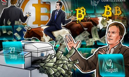 Bitcoin Drama, Ether Rally, Teen Held Over Twitter Hack: Hodler's Digest, July 27–Aug. 2