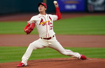 Kim throws six shutout innings en route to first MLB win, Cardinals beat Reds 3-0,