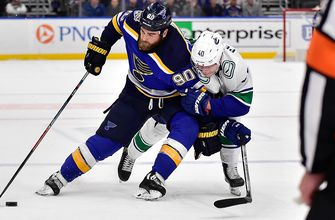Blues-Canucks series features a matchup of polar opposites,