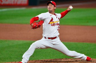 Cardinals place Kim on IL, activate Andrew Miller,