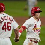 WATCH: Edman slugs two-run home run,