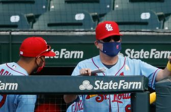 Shildt after Cards doubleheader sweep: 'A lot of young guys played really well',