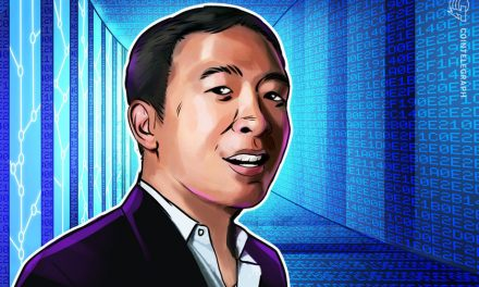 What would Commerce Secretary Andrew Yang mean for crypto?