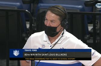 Travis Ford on Jordan Goodwin: 'It was good to see the ball go in for him',