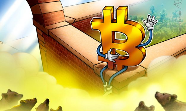 Pro traders buy the dip as bears push Bitcoin price to the edge of $30K