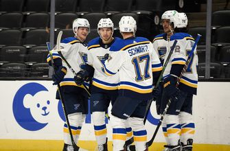 And then there were seven: Blues, Coyotes to play again Friday,